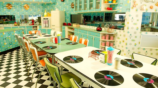 The Kitchen Area 2