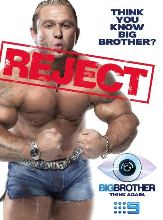 Here's the new intruder - Behind Big Brother