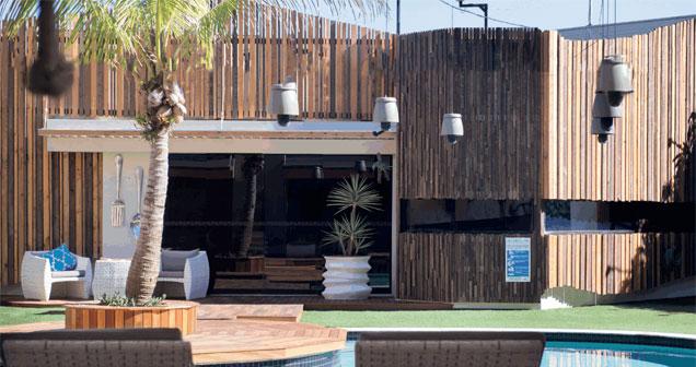 BB2013 House Yard