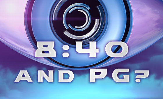 8:40 timeslot with PG rating