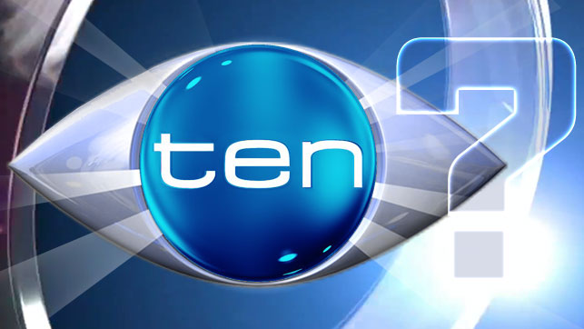 Big Brother Eye and Channel Ten logo