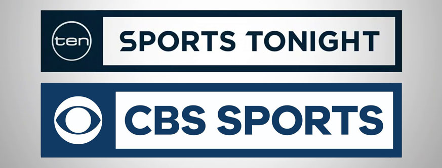 Sports Tonight and CBS Sports logo